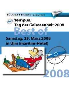 Tag der Gelassenheit 2008 - Best of CD