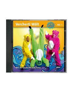 Vercherti Wält - Adonia-KidsParty, Vol. 1